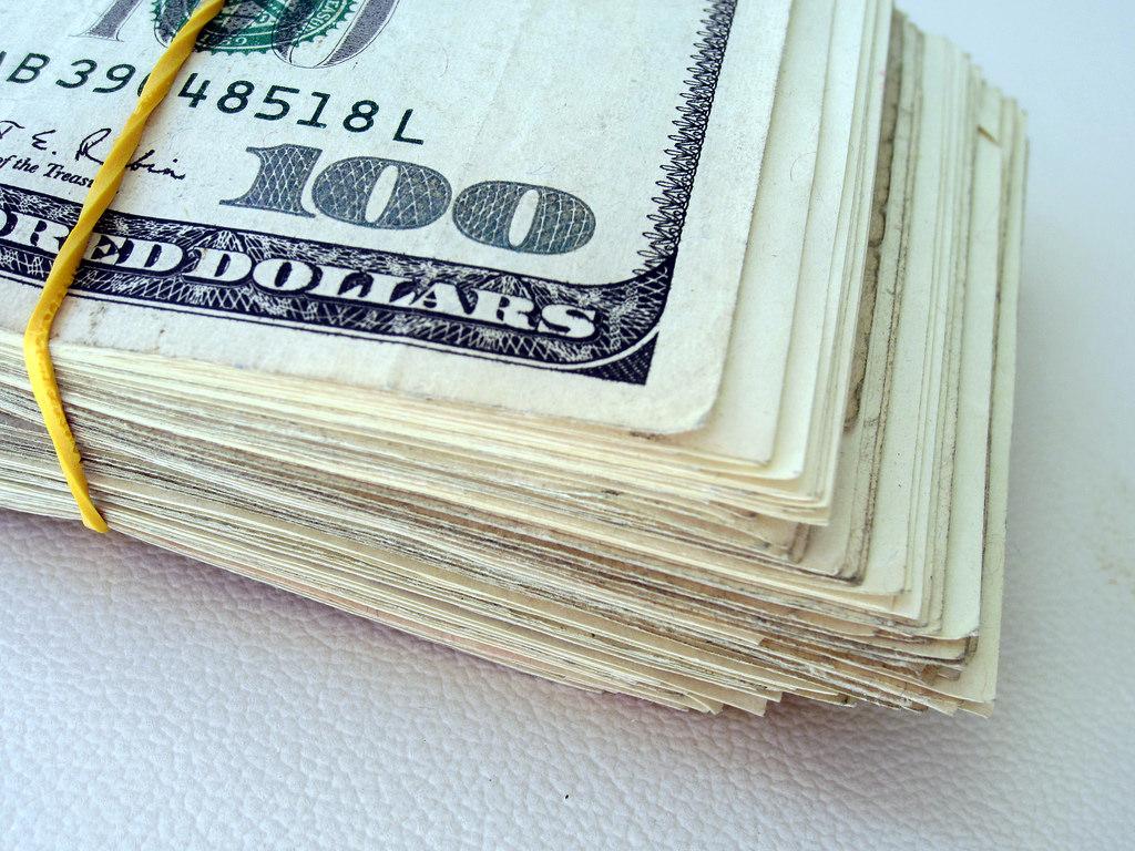 Now money, long-term money